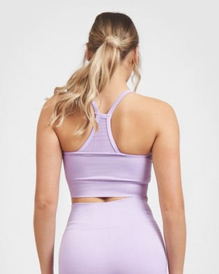 Core Trainer Synergy Active Bra - Sports Tops & Bras (Lilac)