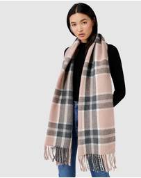 Forever New - Sadie Check Scarf