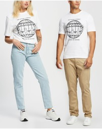 Tommy Hilfiger - Earth Day Front Logo Tee - Unisex