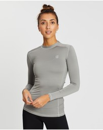 Virus - ESio2 CoffeeChar™ Thermal X-Form Compression Top