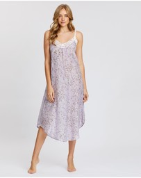 Papinelle - Cherry Blossom Maxi Nightie