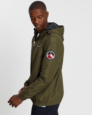 Ellesse Terrazzo Jacket - Coats & Jackets (Khaki)