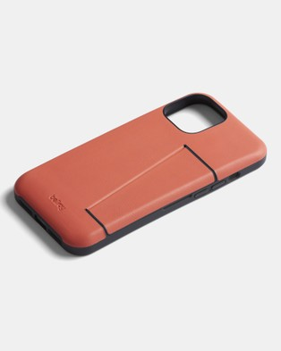 Bellroy Phone Case   3 card iPhone 12 Pro Max - Tech Accessories (pink)