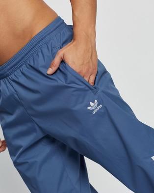adidas Originals Adicolor 3D Trefoil 3 Stripes Track Pants - Track Pants (Crew Blue)