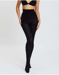 The Legwear Company - 2-Pack 120 Denier Support Tights