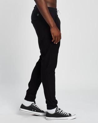 St Goliath Heist Track Pants - Sweatpants (Black)