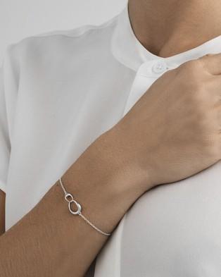 Georg Jensen Offspring Bracelet - Jewellery (Silver)