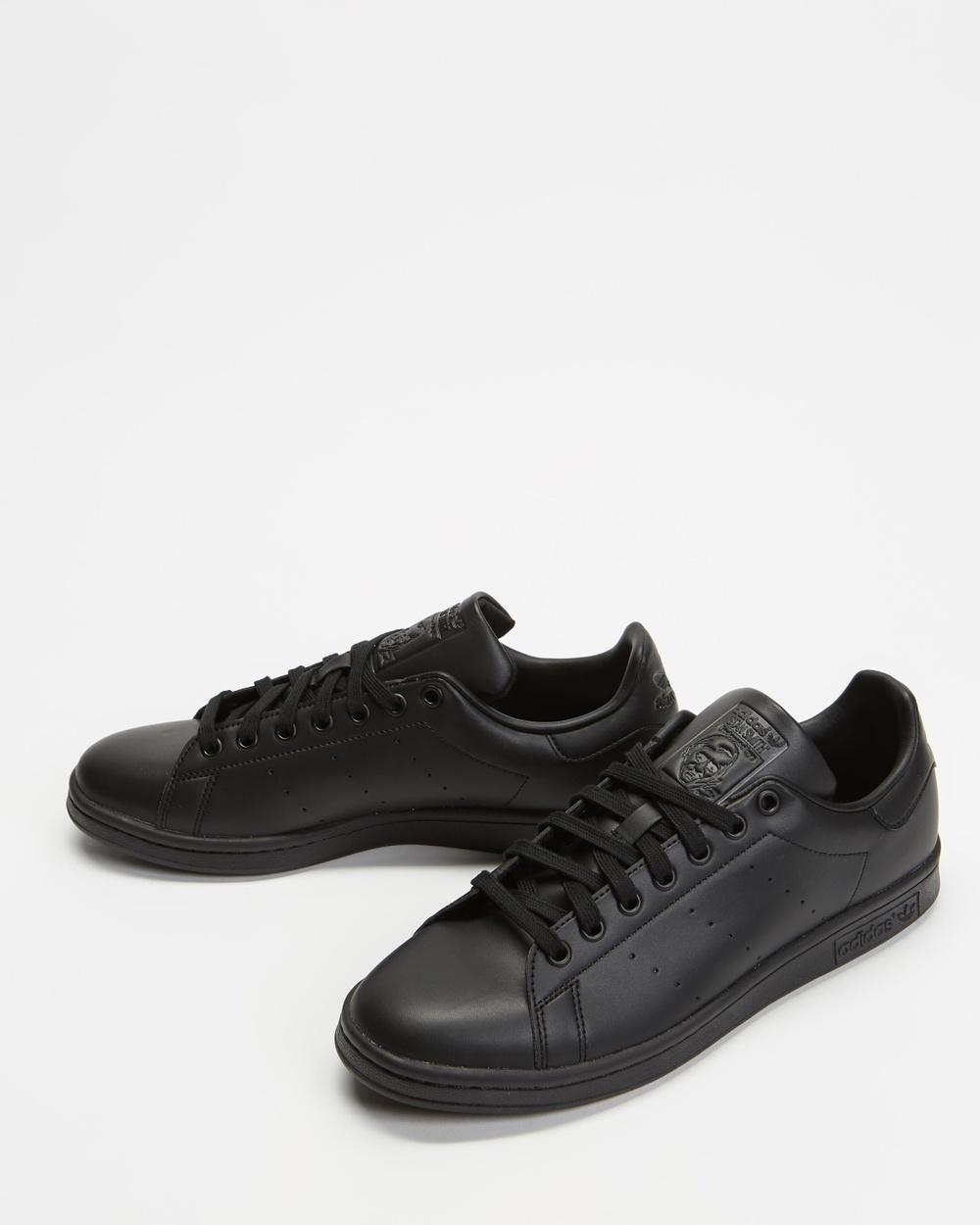 adidas Originals Stan Smith Vegan Unisex Sneakers Core Black