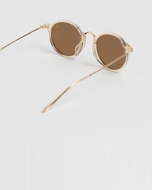 RIXX Eyewear Orbit - Sunglasses (Champagne Polarised)