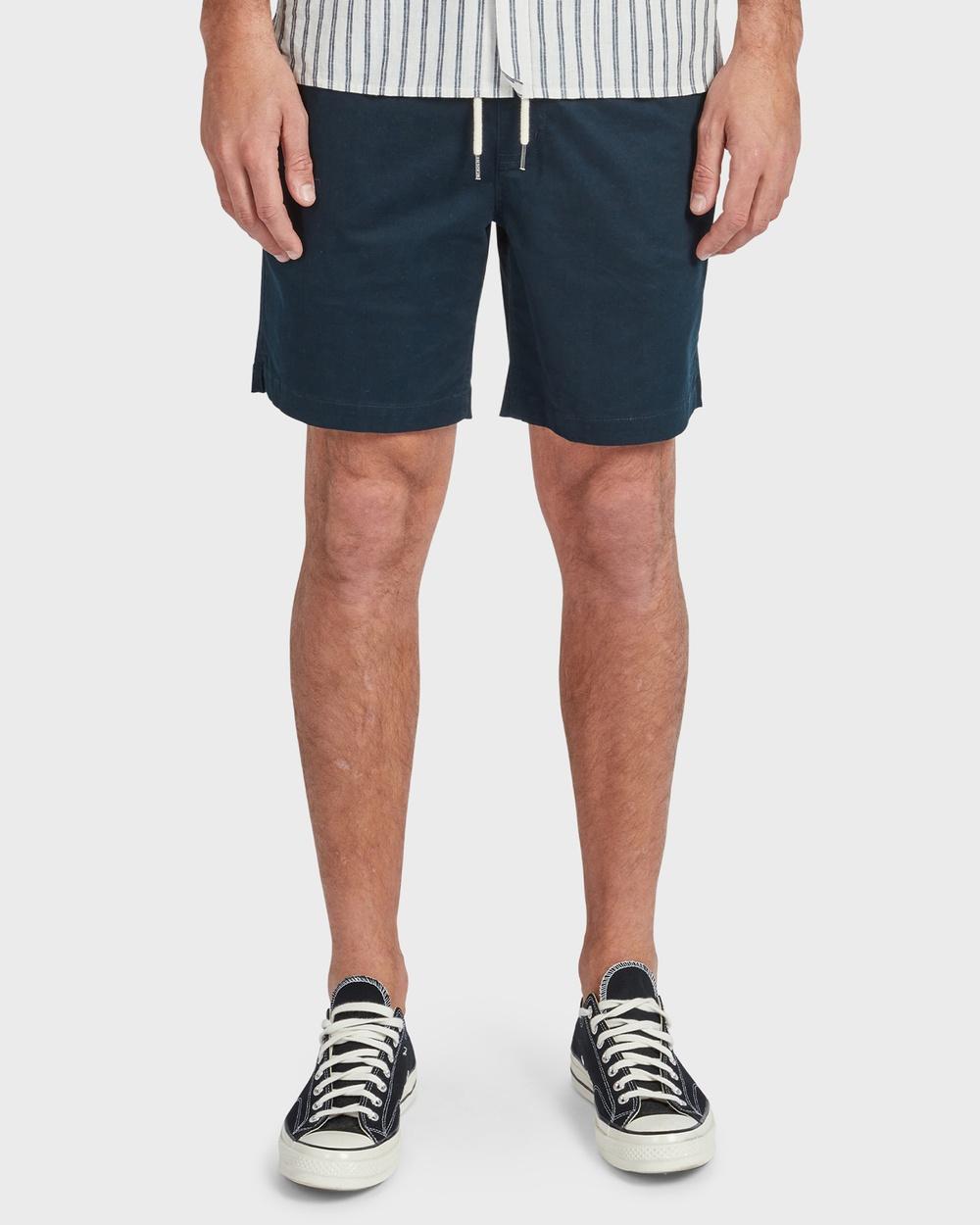 Academy Brand Volley Short Shorts Navy