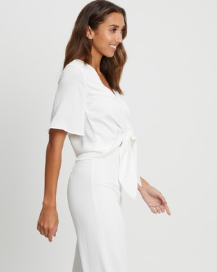 CHANCERY - Lover Blouse Tops (White)