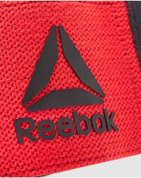 Reebok - Knee Wraps - Red