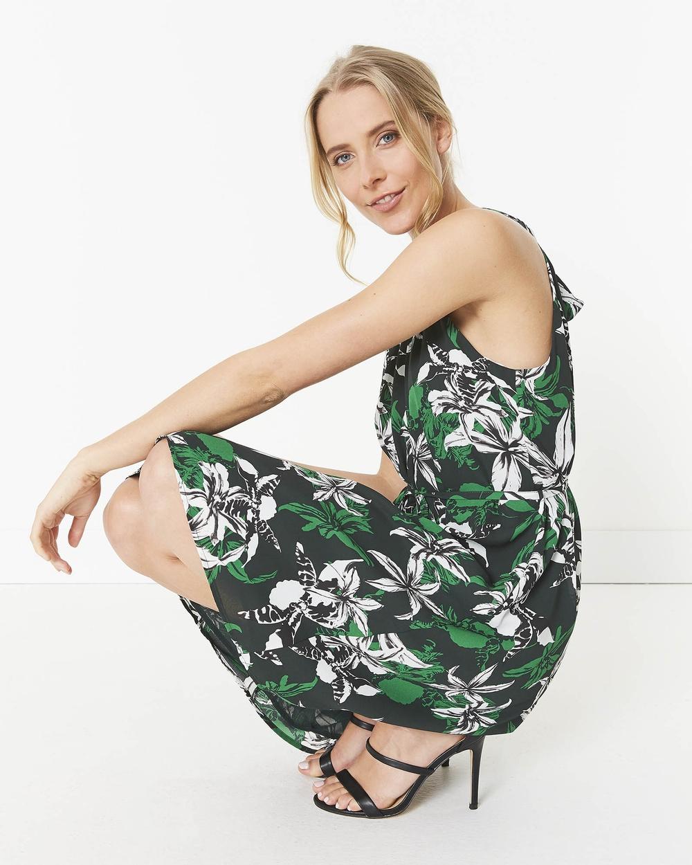 Stella Print Island Days Dress