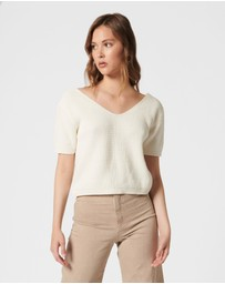 MVN - Windswept Knit Top