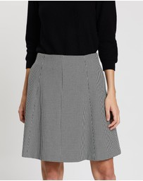 Marcs - Dogtooth Skirt