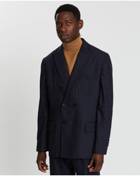 Band of Outsiders - Double-Breasted Tailoring Jacket