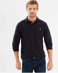 Polo Ralph Lauren - Basic Mesh Long Sleeve Knit