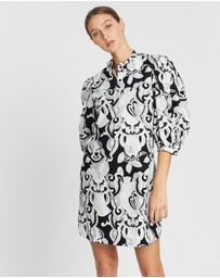 See By Chloé - Buttoned Smock Dress