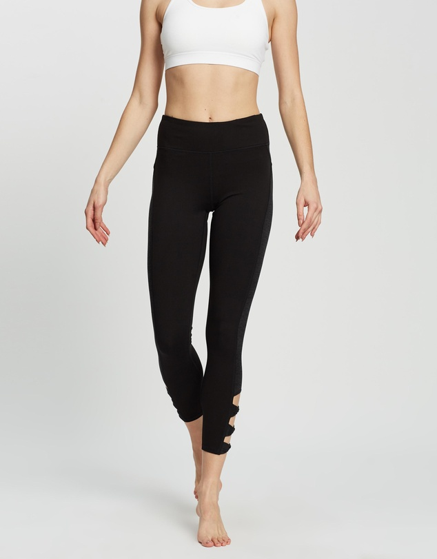 Gaiam - Taylor Twist Leggings
