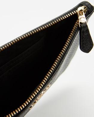 Coach Small Wristlet Purse - Bags (Black)