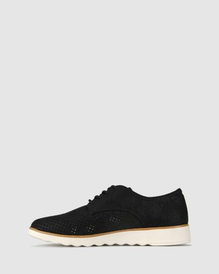 Zeroe Ally Casual Shoes - Casual Shoes (Black)