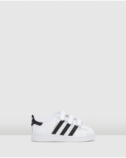 adidas Originals - Superstar Foundation II Strap Infant