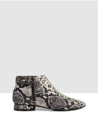 S by Sempre Di - Leora Ankle Boots