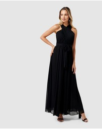 Forever New - Nova Cross Front Maxi Dress
