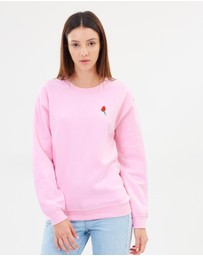 Double Trouble Gang - The Rose Sweater