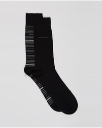 BOSS - Stripe Socks 2-Pack