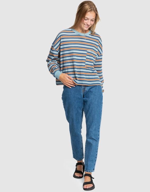 Women Womens High Heritage Long Sleeve T-Shirt