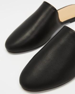 SPURR Mary Flats - Flats (Black Pebble)