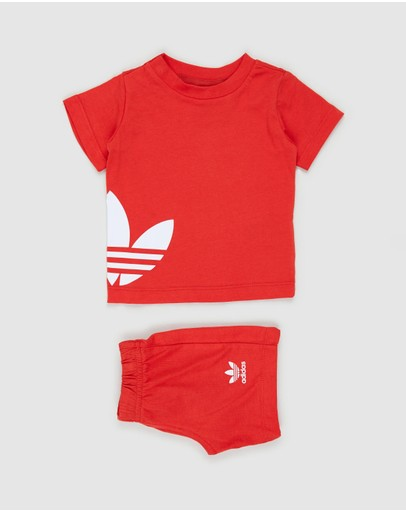 adidas Originals - Big Trefoil Tee Set - Babies