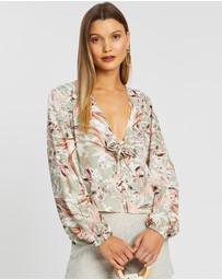 Wish - Palm Springs Blouse