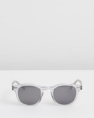 RIXX Eyewear Melrose - Square (Crystal Polarised)
