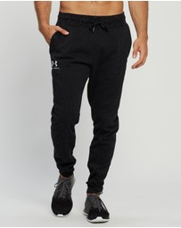 Under Armour - Speckled Fleece Joggers