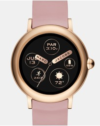 Marc Jacobs - Riley Pink Smartwatch
