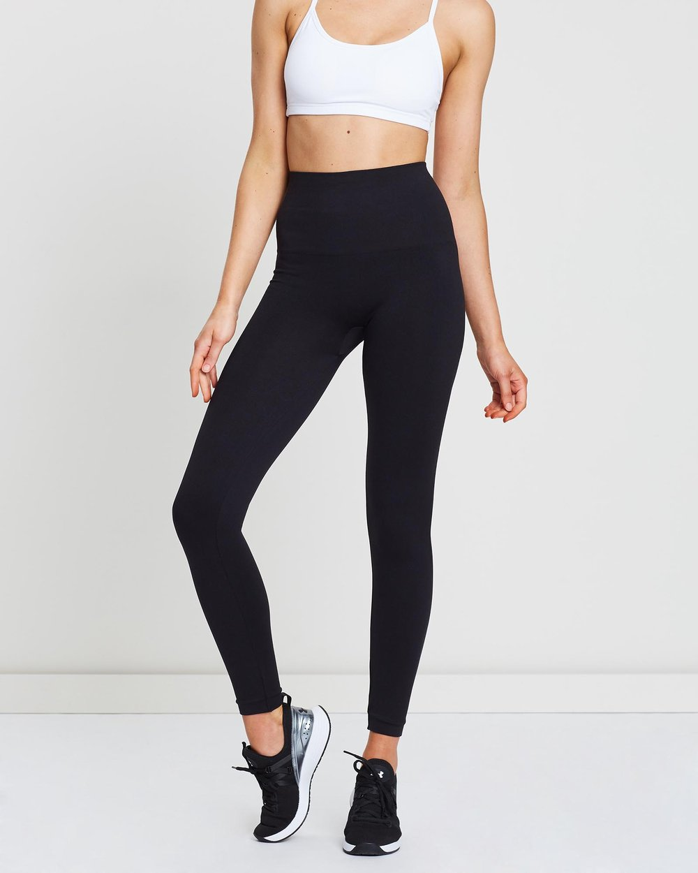 ba096ab15aa171 Look At Me Now Seamless Leggings by Spanx Online | THE ICONIC | Australia