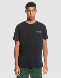 Quiksilver - Mens Smooth Sailin Organic T-Shirt