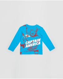 babyGap - Marvel Long Sleeve T-Shirt - Babies-Kids