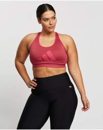 adidas Performance - Don't Rest Sports Bra - Curvy