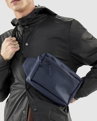 RAINS Waist Bag - Bum Bags (Blue)