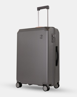 Echolac Japan Dublin On Board Case - Travel and Luggage (GRY)