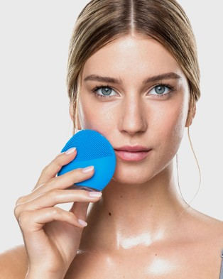 Foreo LUNA Mini 2 Facial Cleansing Massager   Aquamarine - Tools (Blue)