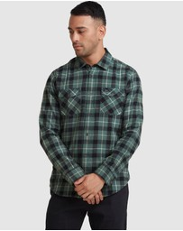 RVCA - Treets Long Sleeve Shirt