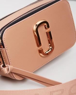The Marc Jacobs Snapshot DTM Cross Body Bag - Handbags (Sunkissed)