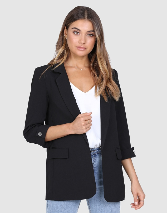 Madison The Label - Essentials Blazer