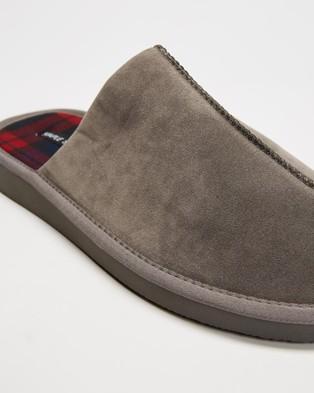 Staple Superior Matty Slippers - Slippers & Accessories (Grey)