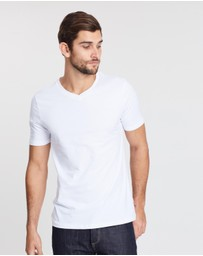 Staple Superior - Staple V Neck Tee