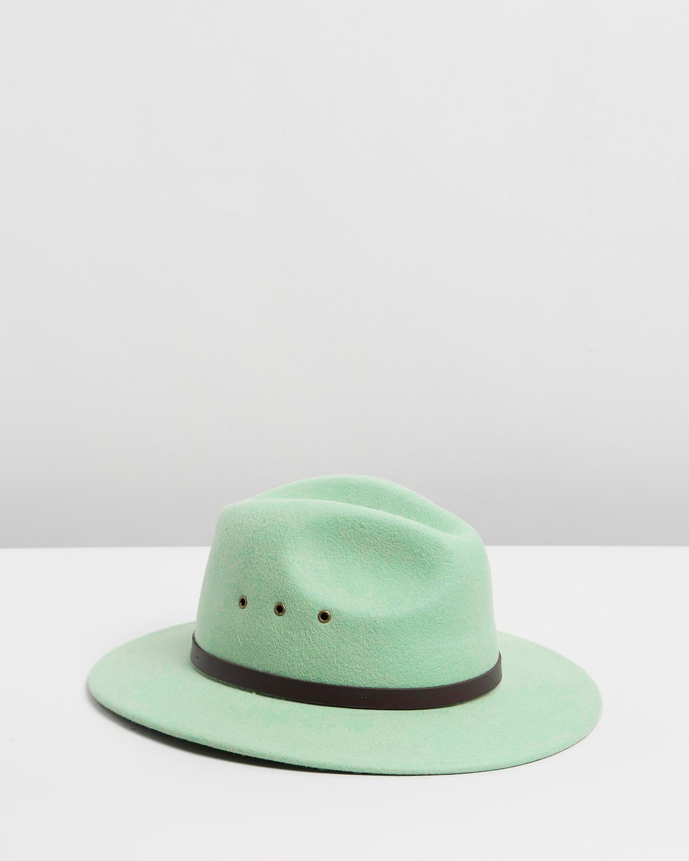 Fallen Broken Street - The Ratatat - Hats (Green) The Ratatat